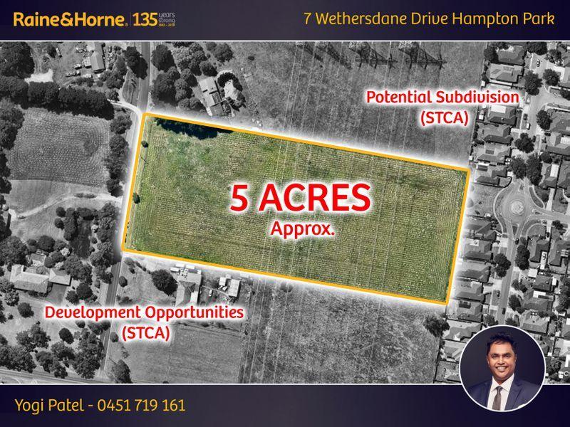7 Wethersdane Drive, Hampton Park VIC 3976, Image 1