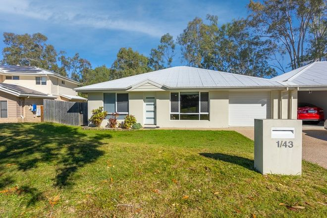 Picture of 1/43 Drysdale Place, BRASSALL QLD 4305