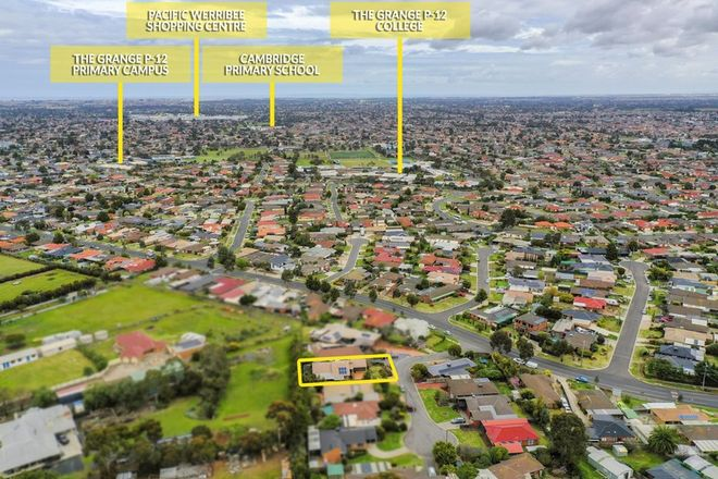 Picture of 10 Eyre Close, HOPPERS CROSSING VIC 3029