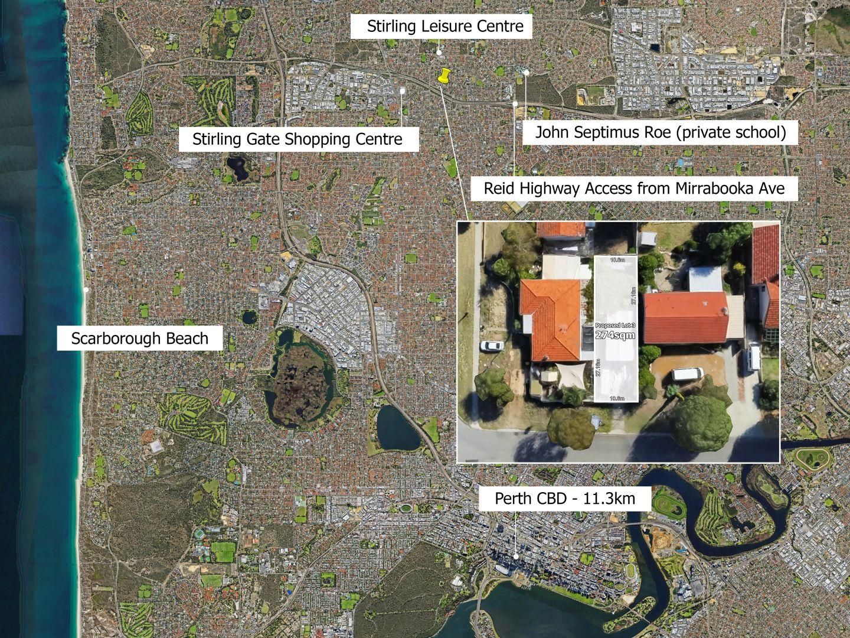 Proposed Lot 3 121 Wilmington Crescent, Balga WA 6061, Image 1