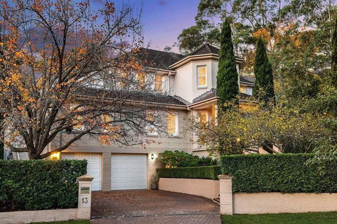 Picture of 13 Field Place, WAHROONGA NSW 2076