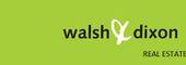 Logo for Walsh & Dixon Real Estate