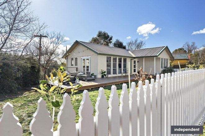 Picture of 103 Duffy Street, AINSLIE ACT 2602