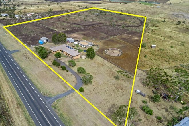 Picture of 426 Drayton Connection Road, FINNIE QLD 4350