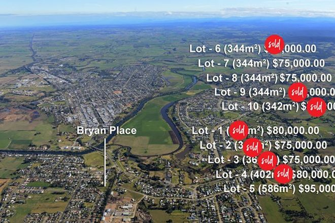 Picture of 7 Bryan  Place, EAST BAIRNSDALE VIC 3875