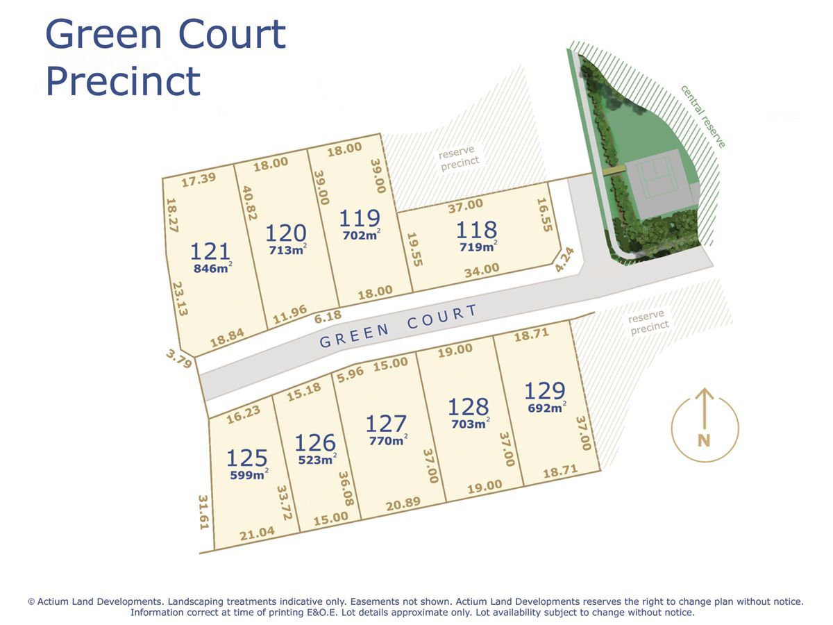 Lot 125 Green Court, Angle Vale SA 5117, Image 1