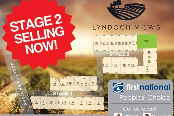 Picture of Lot 22 Richter Road, LYNDOCH SA 5351