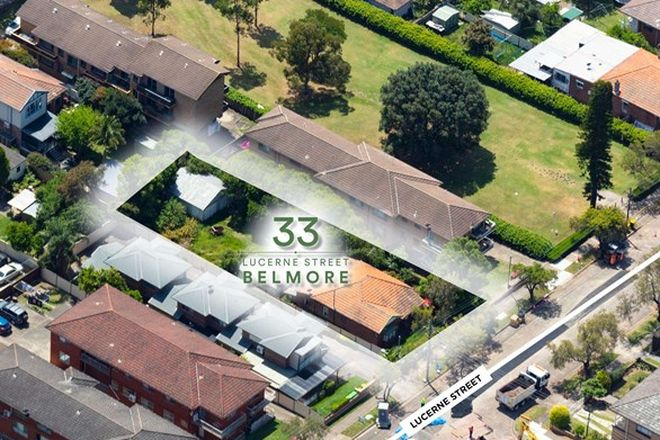 Picture of 33 Lucerne Street, BELMORE NSW 2192