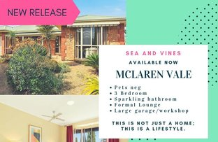 Picture of 5 Ivyburn Close, Mclaren Vale SA 5171