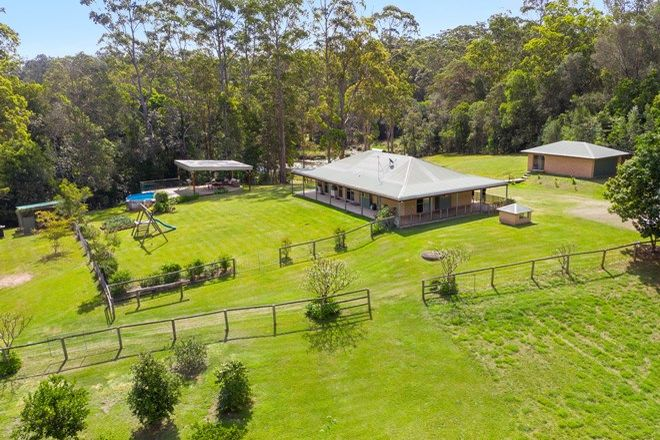 Picture of 89 Black Pinch Road, POMONA QLD 4568