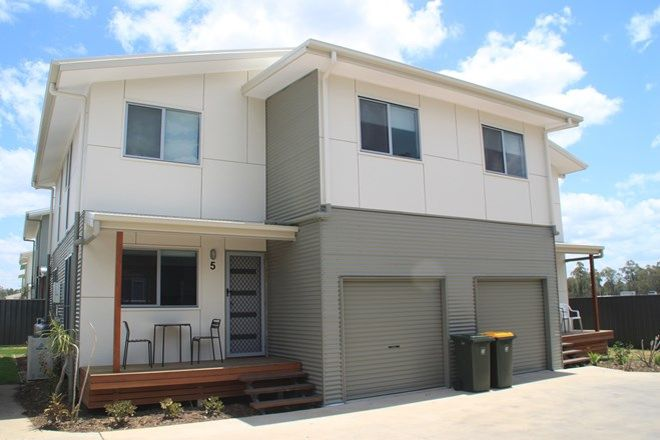 Picture of 2/31-29 Daisy Street, MILES QLD 4415