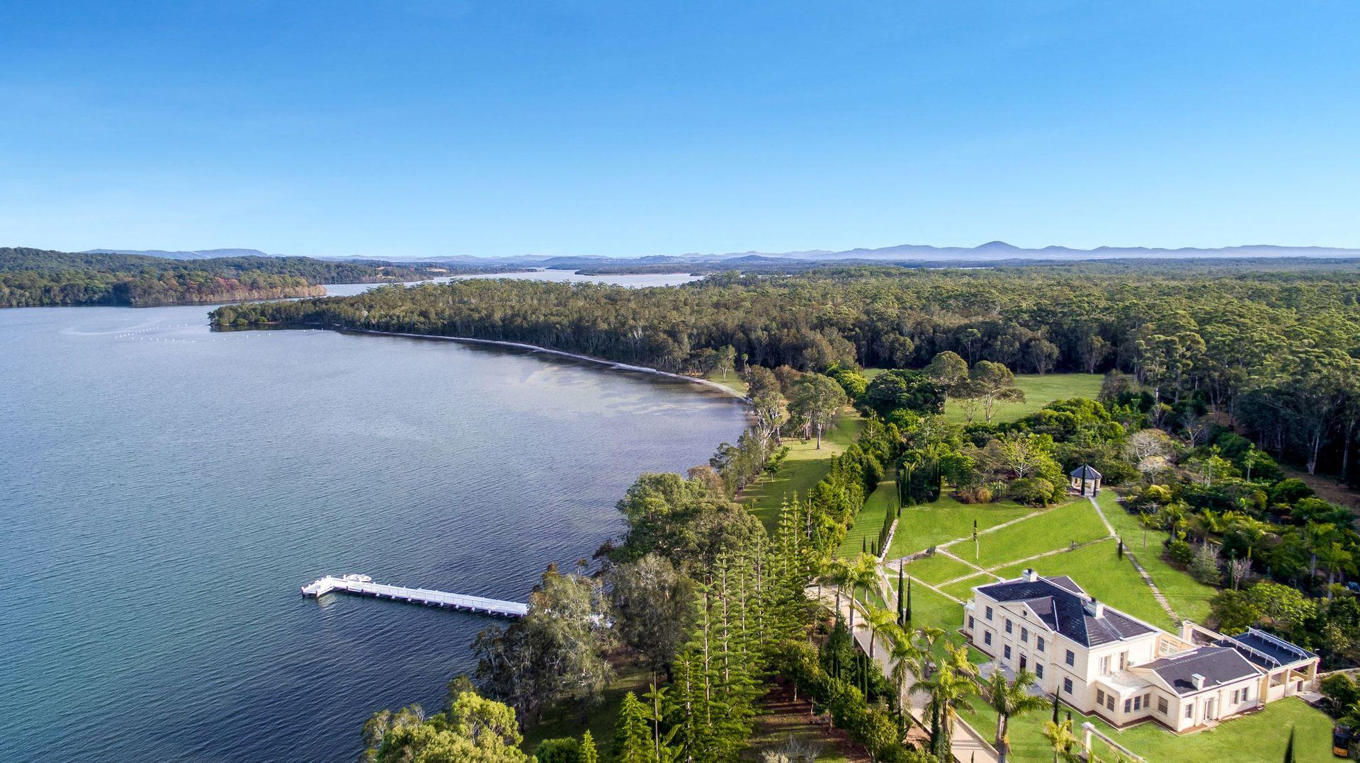 Lot 1 & 2 Le Marais, Wallis Island, Wallis Lake NSW 2428, Image 0