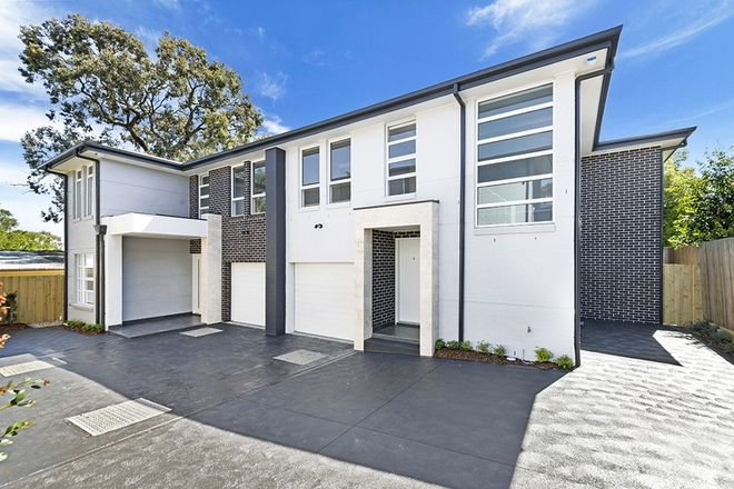 Picture of 3/56 Chamberlain Street, CAMPBELLTOWN NSW 2560