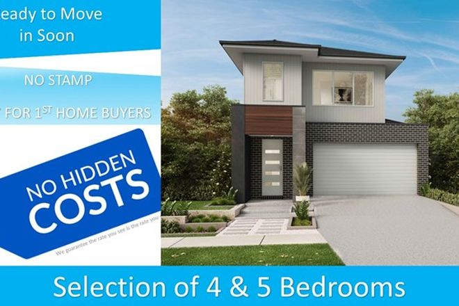 Picture of CALL US/RIVERBRAE AVENUE DOUBLE STOREY HOMES TO MOVE IN SOON, RIVERSTONE NSW 2765