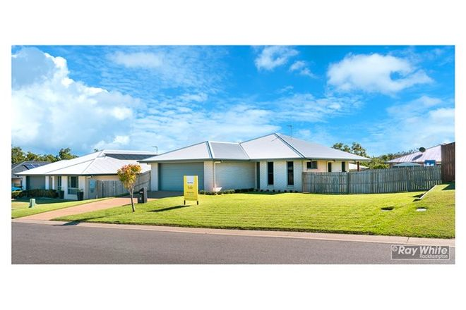 Picture of 10 New Haven Way, PARKHURST QLD 4702