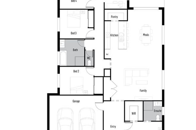 Picture of Lot 24 Sutherland Street, GLENEAGLE QLD 4285