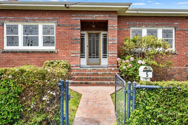 Picture of 5 Flint Avenue, NEW TOWN TAS 7008