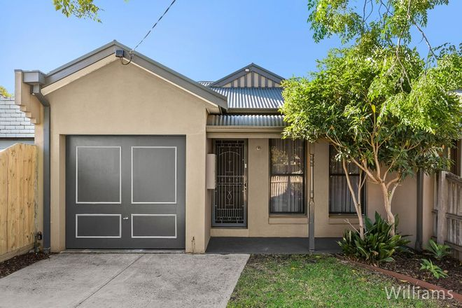 Picture of 1/100 Hobson Street, NEWPORT VIC 3015
