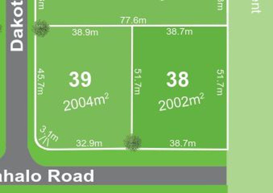 Lot 38 Mahalo Road, Booral QLD 4655, Image 2