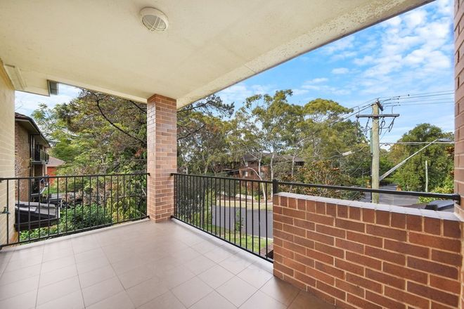 Picture of 3/7 Palmer Street, ARTARMON NSW 2064