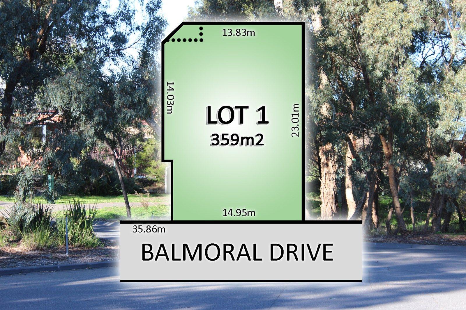 Lot 1 Balmoral Drive, Golden Square VIC 3555, Image 2