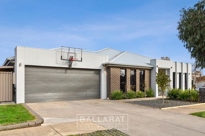 Picture of 2 Oberon Street, ALFREDTON VIC 3350