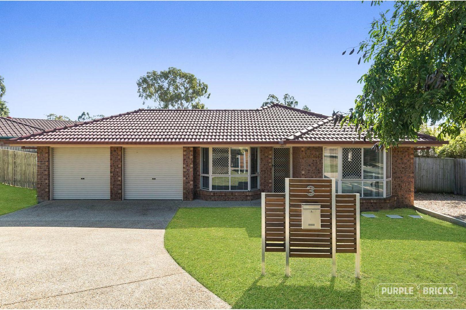 3 Saint James Street, Forest Lake QLD 4078, Image 0