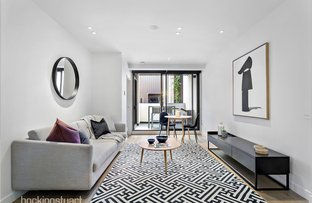Picture of 322/471 Malvern Road, South Yarra VIC 3141