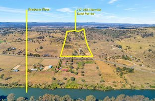 Picture of 317 Old Fernvale Road, Vernor QLD 4306