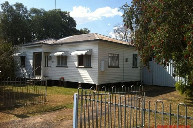 Picture of 27 Wood Street, DALBY QLD 4405