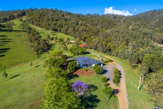 Picture of 305 Biddaddaba Creek Road, CANUNGRA QLD 4275