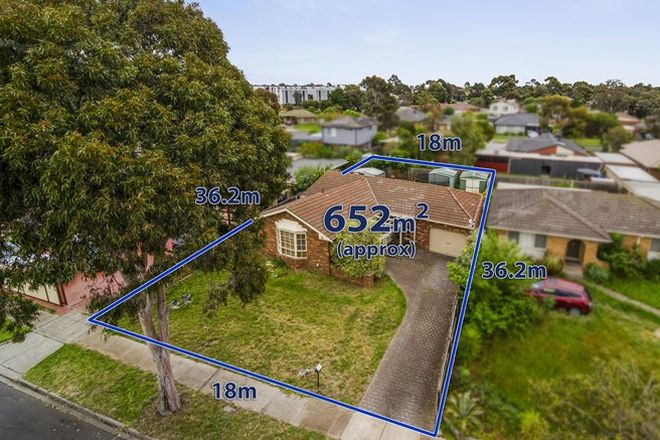Picture of 4 Penza Court, KEILOR DOWNS VIC 3038