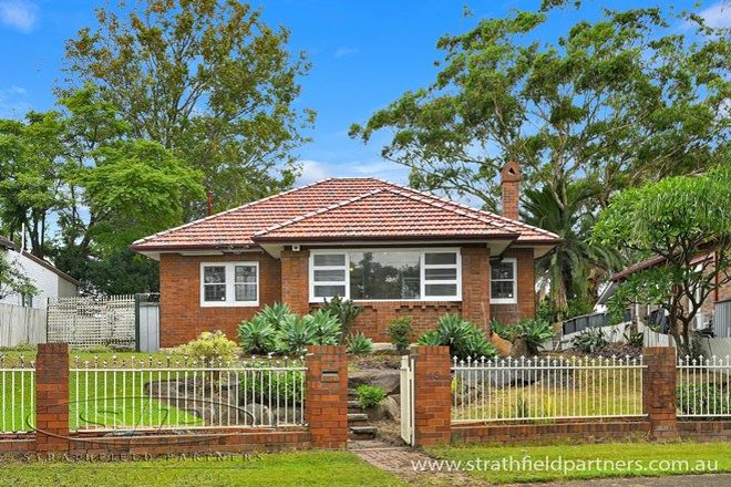 Picture of 48 Huntleys Point Road, HUNTLEYS POINT NSW 2111