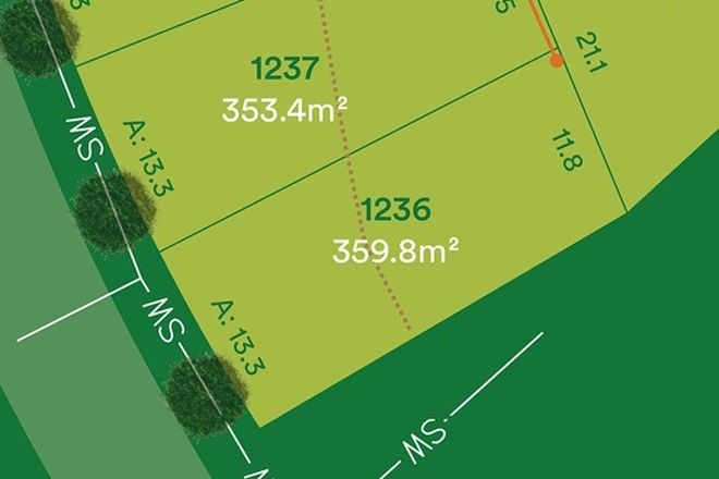 Picture of Lot 1236 Clydesdale, MARSDEN PARK NSW 2765