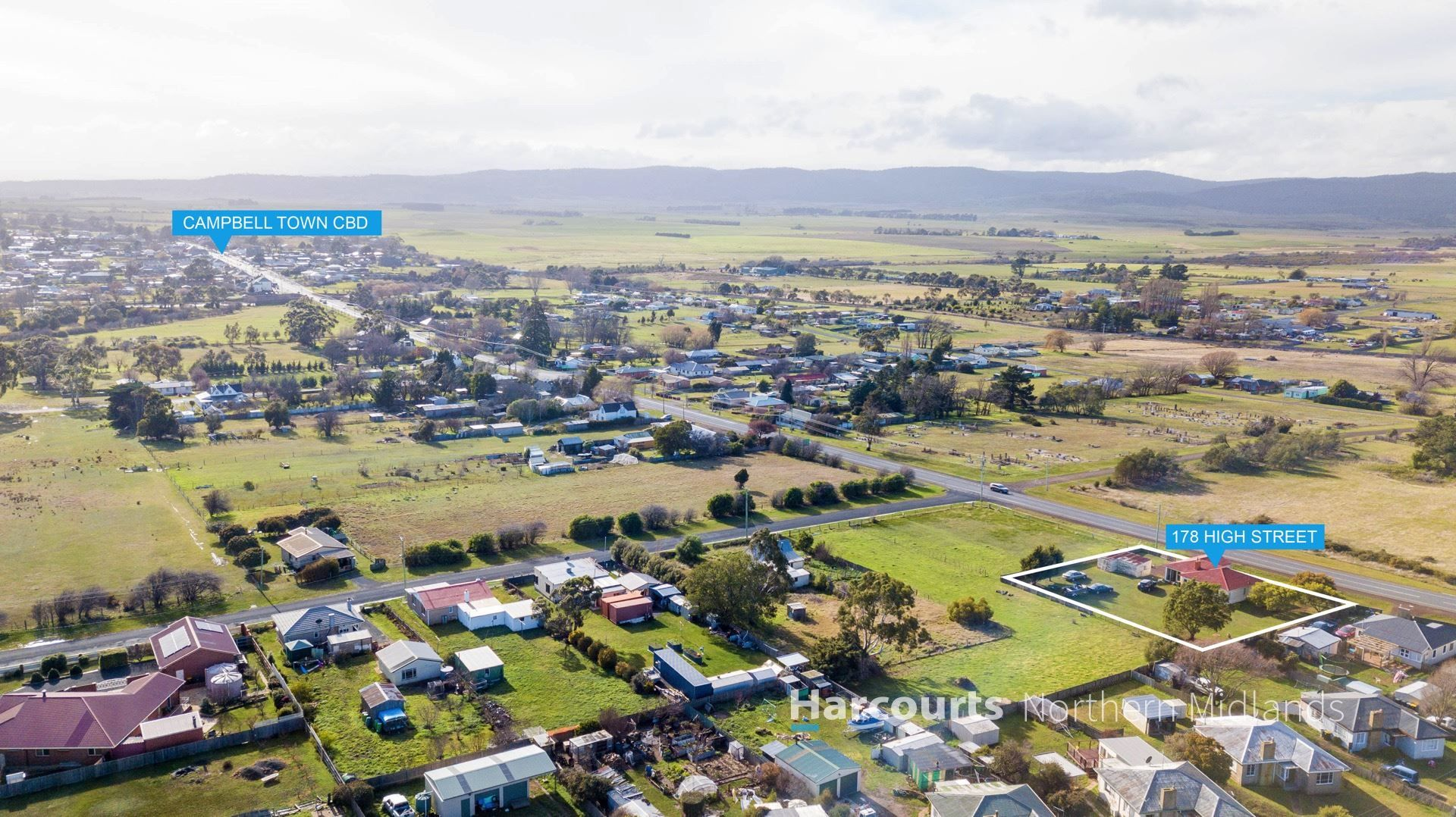 178 High Street, Campbell Town TAS 7210, Image 0