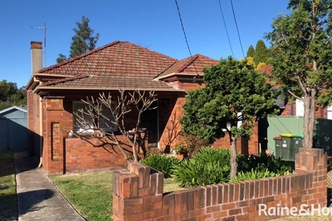 Picture of 50 Nirranda Street, CONCORD NSW 2137