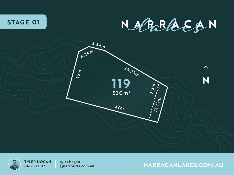 Lot 119 Narracan Lakes, Newborough VIC 3825, Image 0