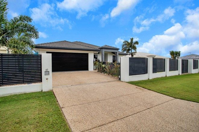 Picture of 41 Debbiesue Drive, MOUNT PLEASANT QLD 4740