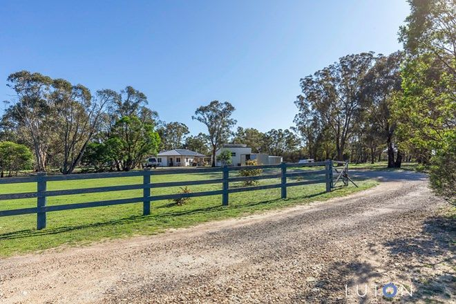 Picture of 267 Foxes Elbow Road, BRAIDWOOD NSW 2622