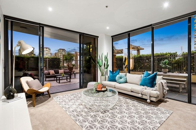 Picture of 402/39 Caravel Lane, DOCKLANDS VIC 3008