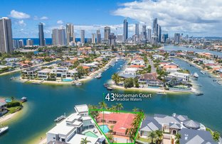 Picture of 43 Norseman Court, Paradise Waters QLD 4217