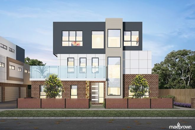 Picture of 3, 4 & 6/1 Newman Road, WANTIRNA SOUTH VIC 3152