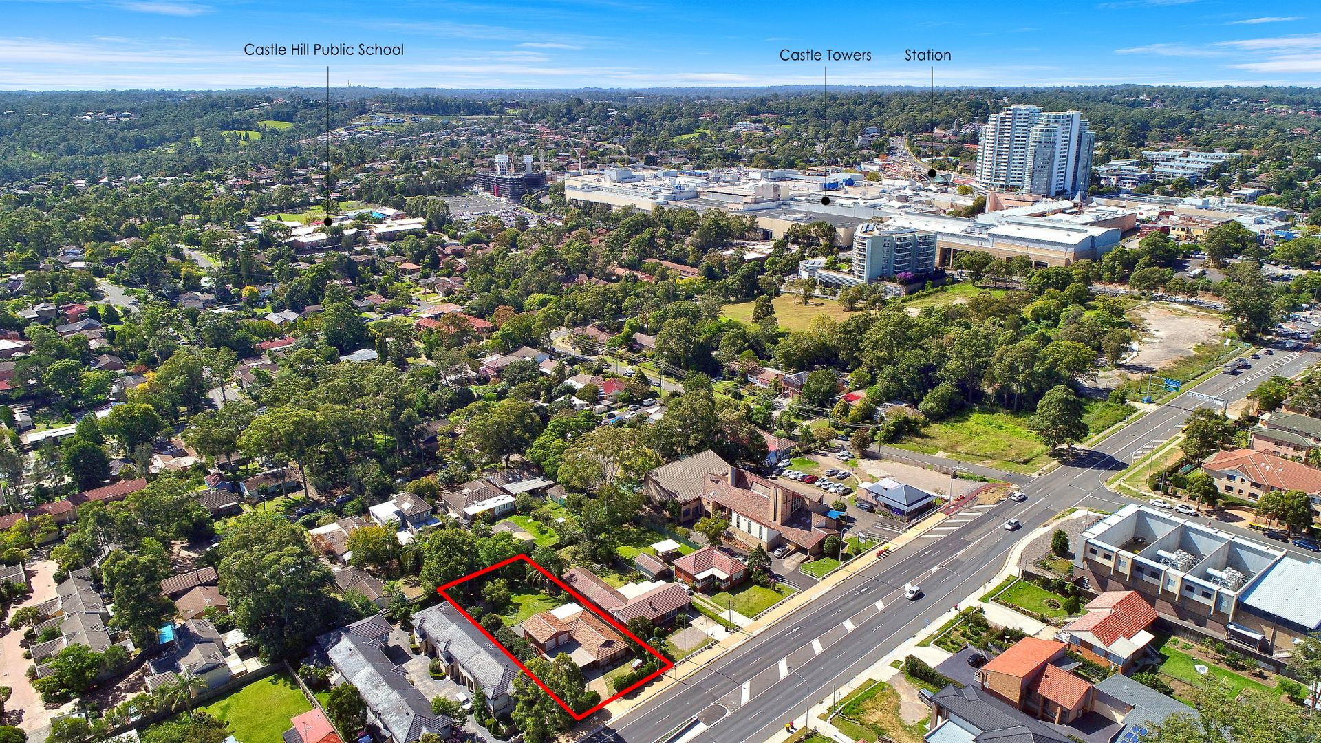40 Showground Road, Castle Hill NSW 2154, Image 1