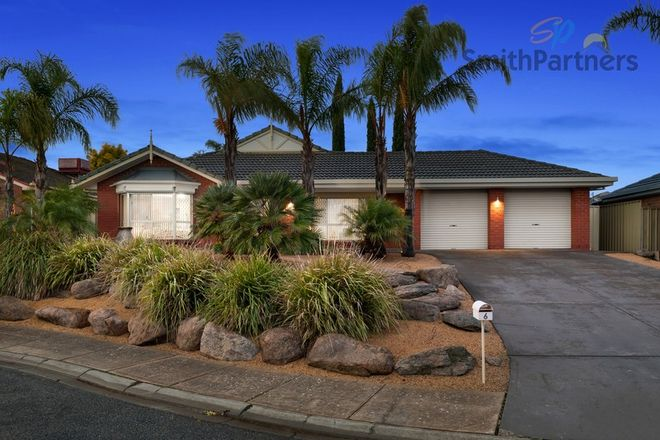 Picture of 6 Lyn Court, WYNN VALE SA 5127