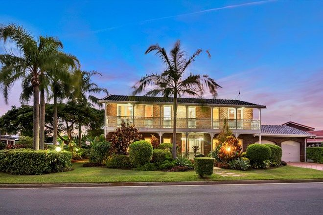 Picture of 2 Neptune Court, PARADISE WATERS QLD 4217