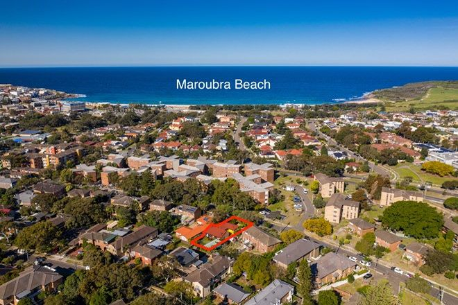 Picture of 64 Portland Crescent, MAROUBRA NSW 2035