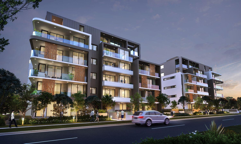 A202/134-142  Linden Street, Sutherland NSW 2232, Image 1