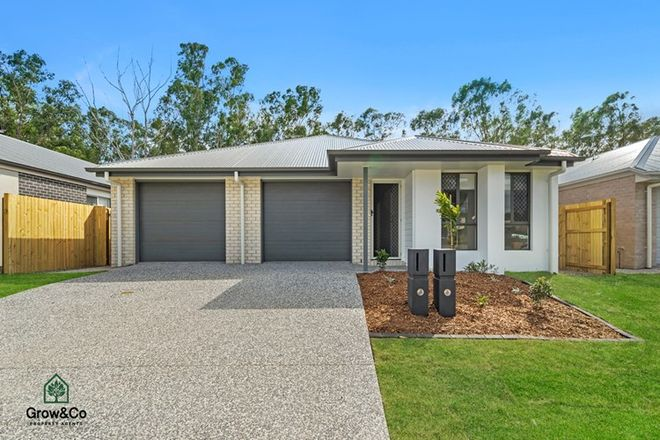 Picture of 32B Creek Place, PARK RIDGE QLD 4125