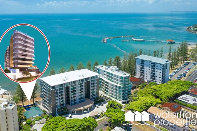 Picture of 901/30-32 PRINCE EDWARD PARADE, REDCLIFFE, REDCLIFFE QLD 4020