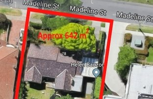 Picture of 78 Madeline Street, Glen Iris VIC 3146